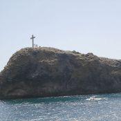Скала Св. Духа возле Яшмового пляжа